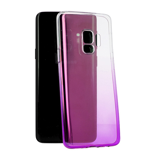 Samsung Galaxy S9-ra Ombre  tok fekete