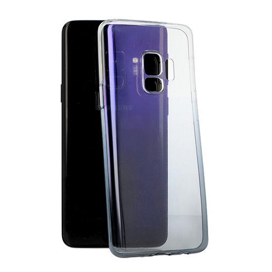 Samsung Galaxy S9 Plus-ra Ombre  tok fekete