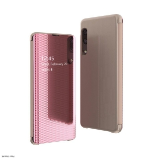 Clear View tok Xiaomi Redmi Note 8T / Redmi Note 8 pink
