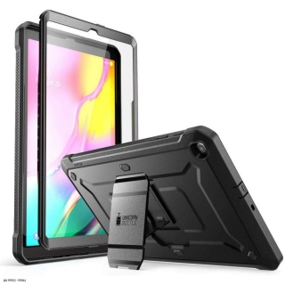 Supcase Unicorn Beetle Pro Galaxy Tab A 10.1 2019 T510/T515 fekete